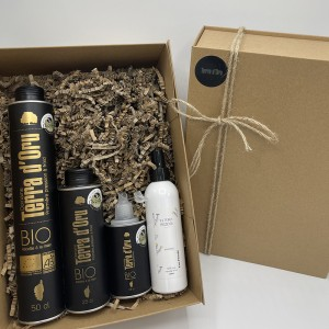 Coffret Olive & Immortelle